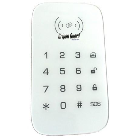 Kodpanel med RFID