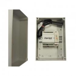 Styr porten/dörren via GSM